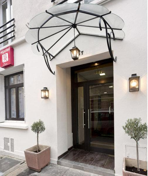 Hipotel Pere Lachaise Hotel Republique