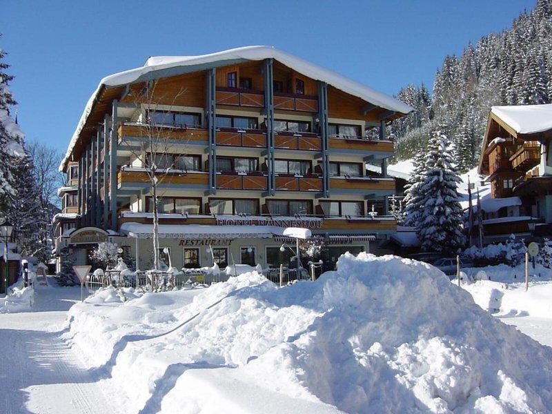 Hanneshof Resort - Hotel Hanneshof