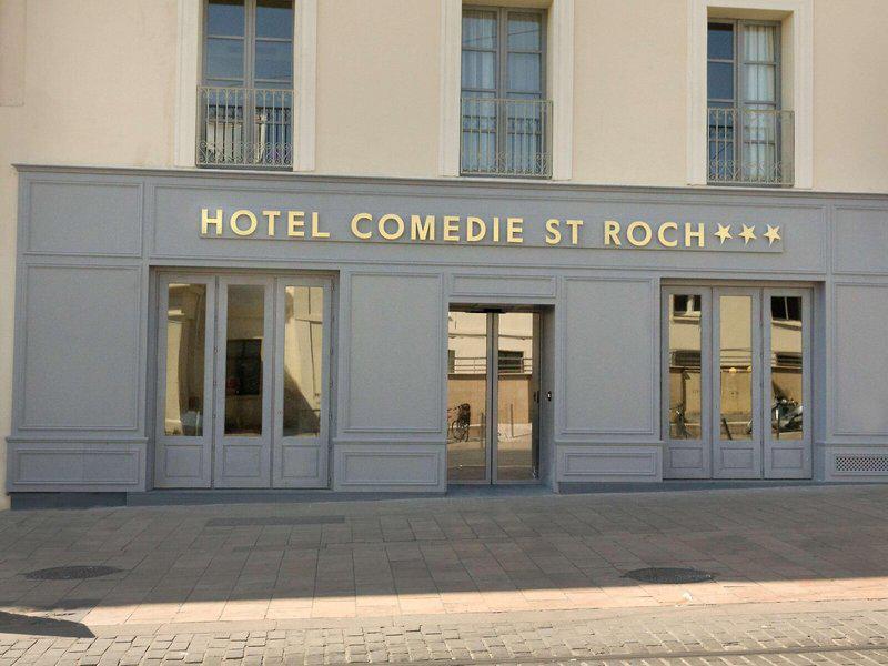 Best Western Plus Comedie Saint Roch