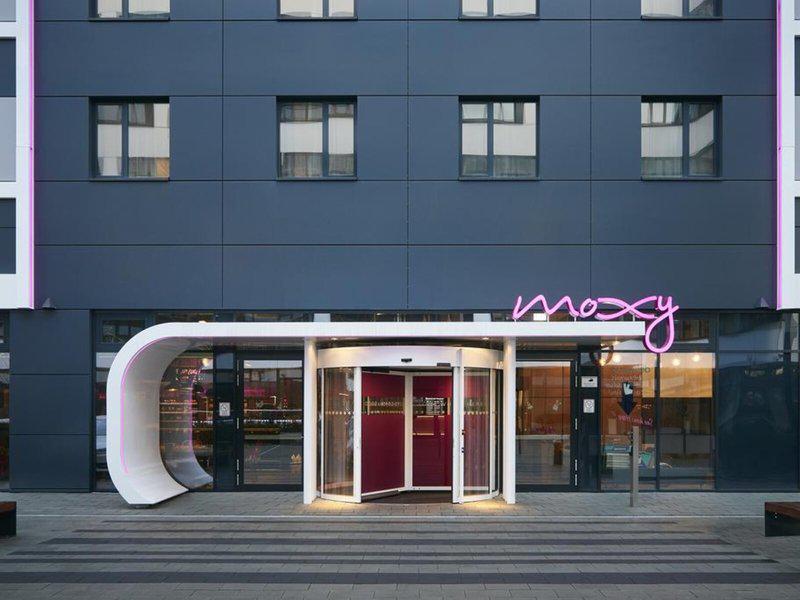 Moxy Munich Messe