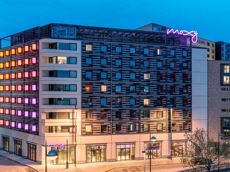 MOXY London Stratford Hotel
