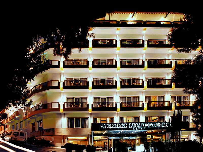 St.George Lycabettus Boutique Hotel