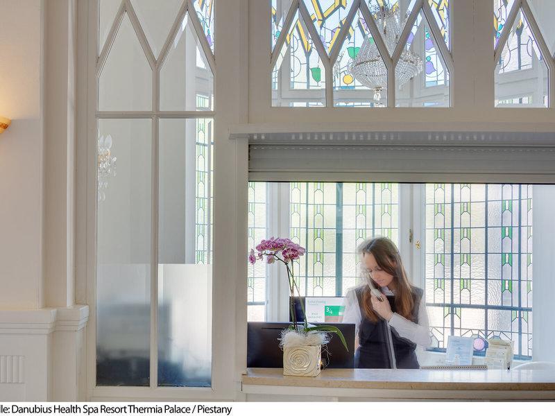 Ensana Thermia Palace Health Spa Hotel