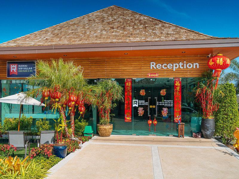 Rawai VIP Villas & Kids Park