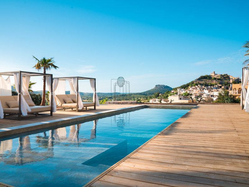 Hotel Creu de Tau Art & Spa - Erwachsenenhotel