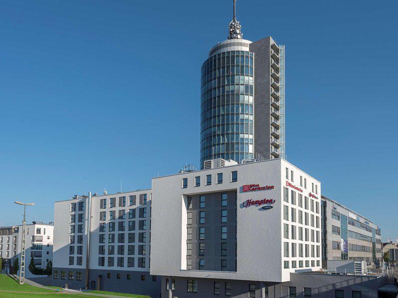 Hampton by Hilton Munich City West