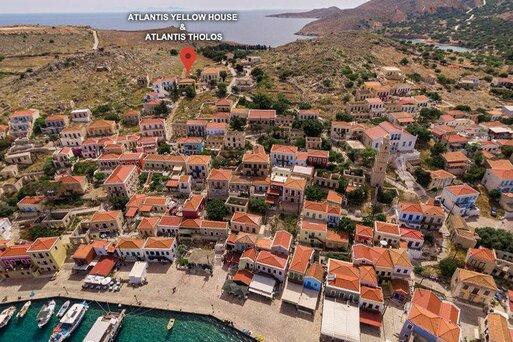 Atlantis Houses