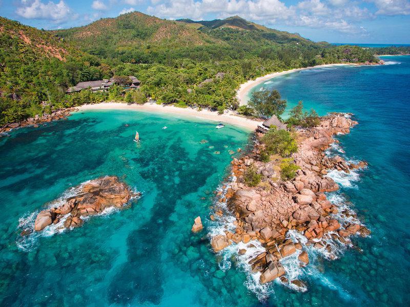 Constance Lemuria Praslin, Seychelles