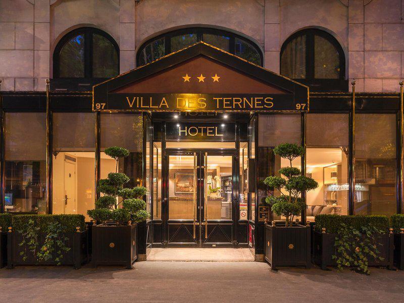 La Villa Des Ternes