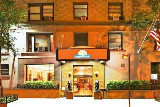 Night Hotel on Broadway