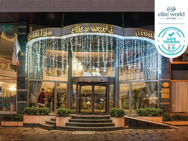 Elite World Prestige Istanbul Hotel