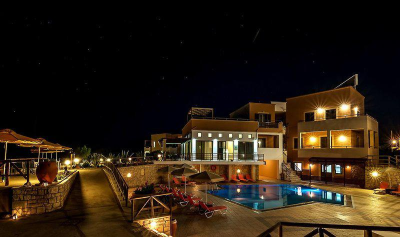 Alkionis Beach Hotel Apartments