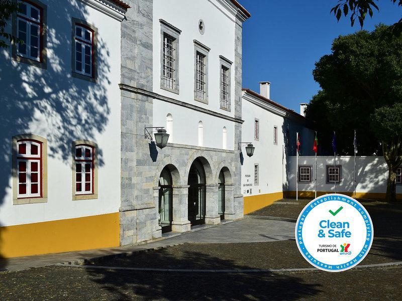 Pousada Convento Beja Historic Hotel