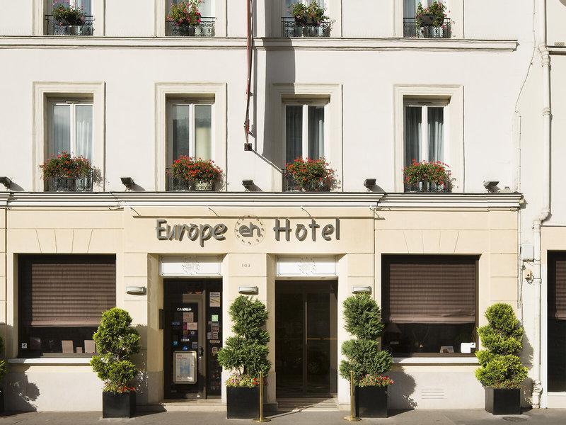 Europe Hotel Paris