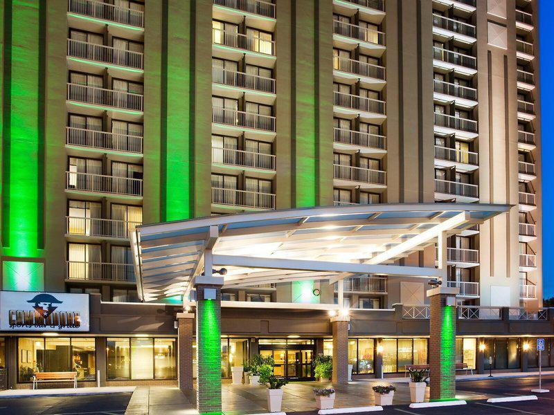 Holiday Inn Nashville - Vanderbilt Dtwn