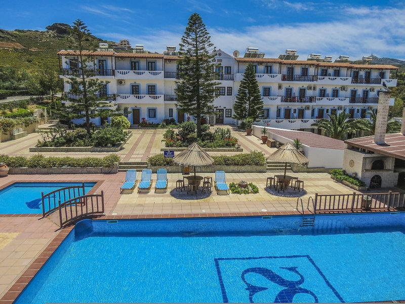 Spiros & Soula Family Hotel & Apartments