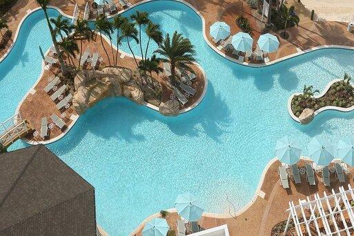 Warwick Paradise Island Bahamas - Erwachsenenhotel