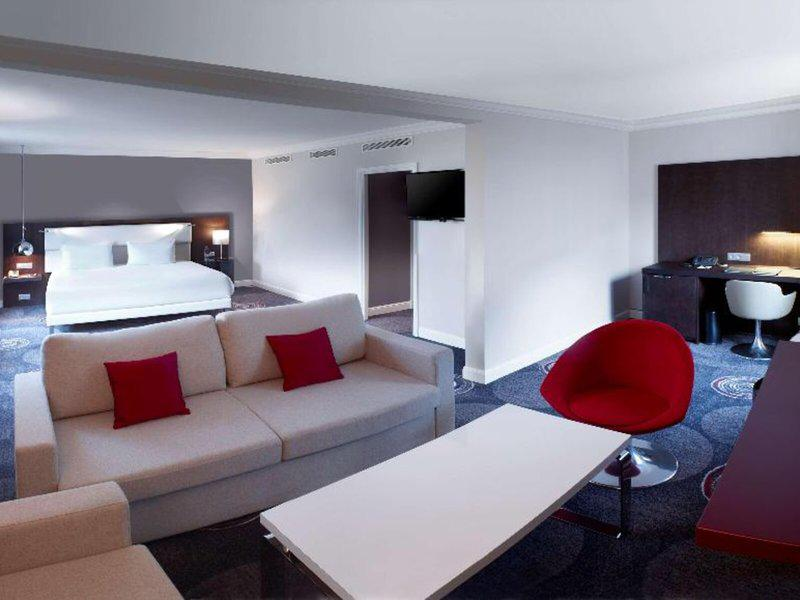 Hilton Brüssel Grand Place
