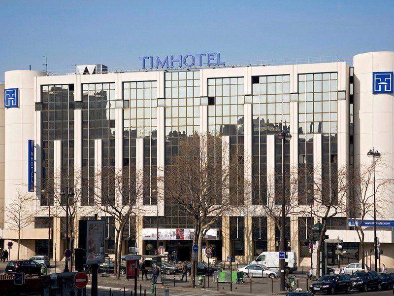 Timhotel Boulevard Berthier Paris XVII