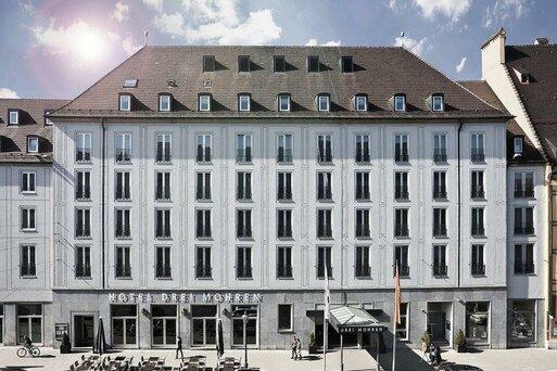 Drei Mohren Hotel Augsburg