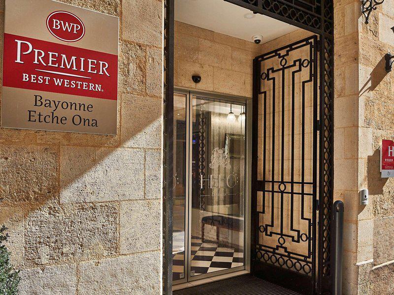 Best Western Premier Bordeaux Bayonne Etche-Ona