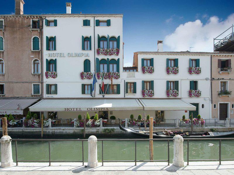 Hotel Olimpia Venedig