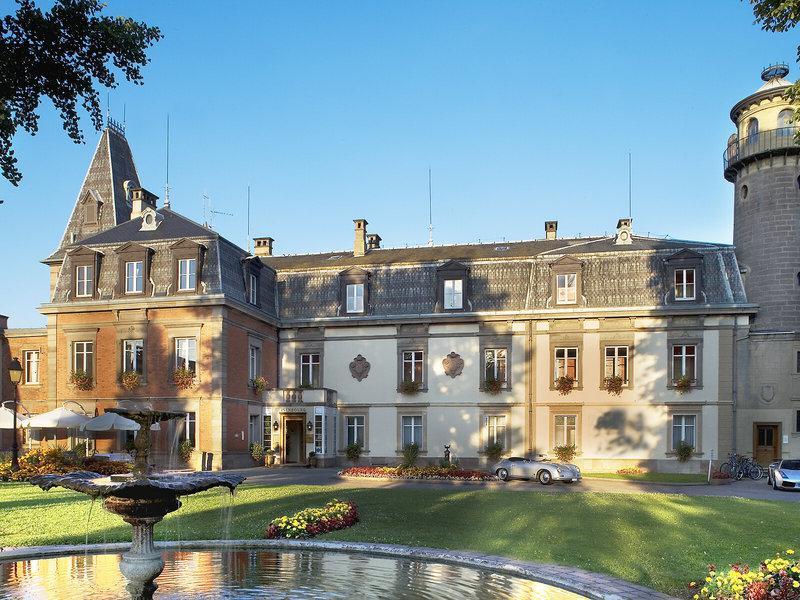 Chateau d´Isenbourg