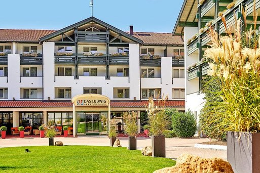 Das Ludwig Fit.Vital.Aktiv.Hotel