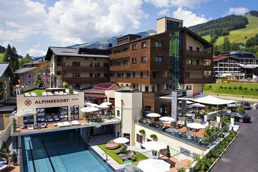 Alpinresort Sport & Spa Saalbach