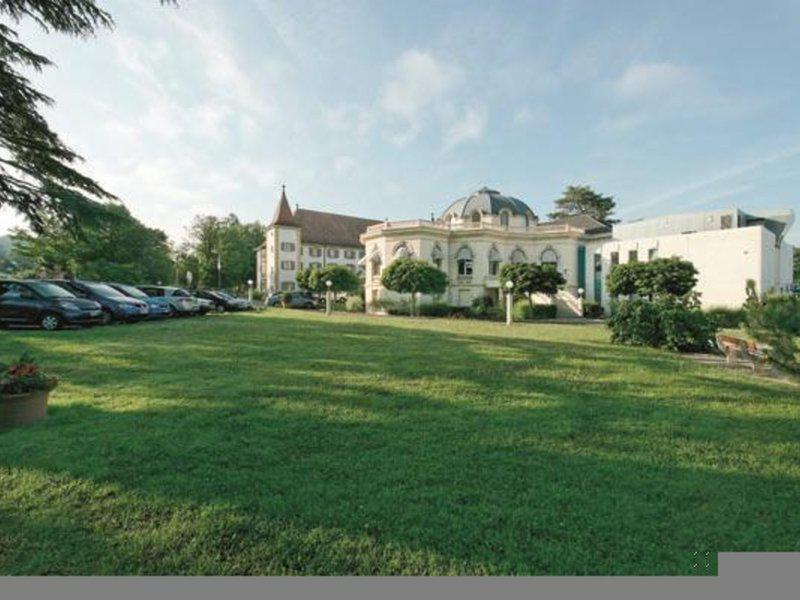 Grand Hotel & Centre Thermal Yverdon-les-Bains