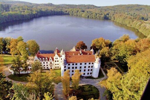 Hotel Podewils - Zamek Rycerski w Kragu