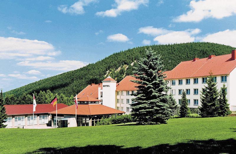 Waldhotel Berghof Luisenthal