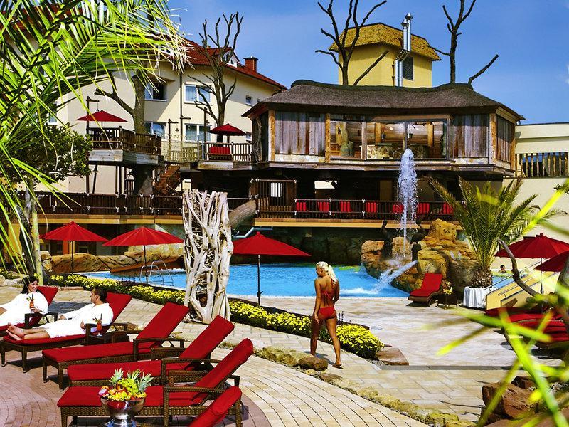 Bäder Park Hotel & Sieben Welten Spa Resort
