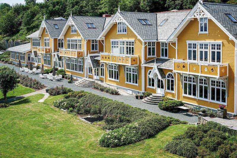 Solstrand Fjord