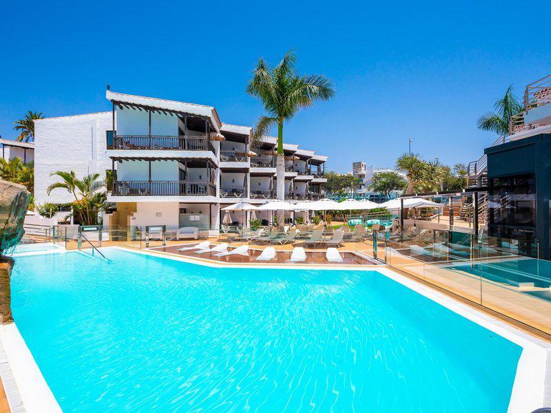 Appartements Casas Pepe - Erwachsenenhotel ab 16 Jahre