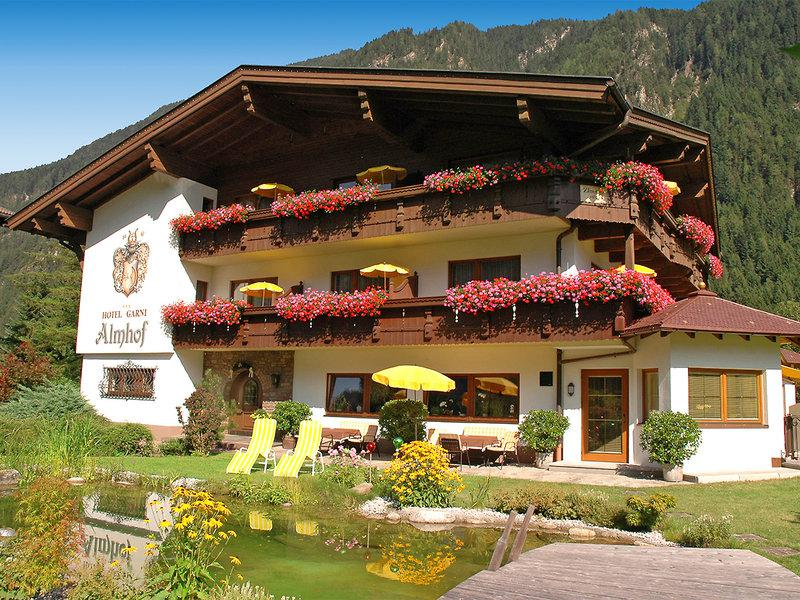Garni Almhof Mayrhofen