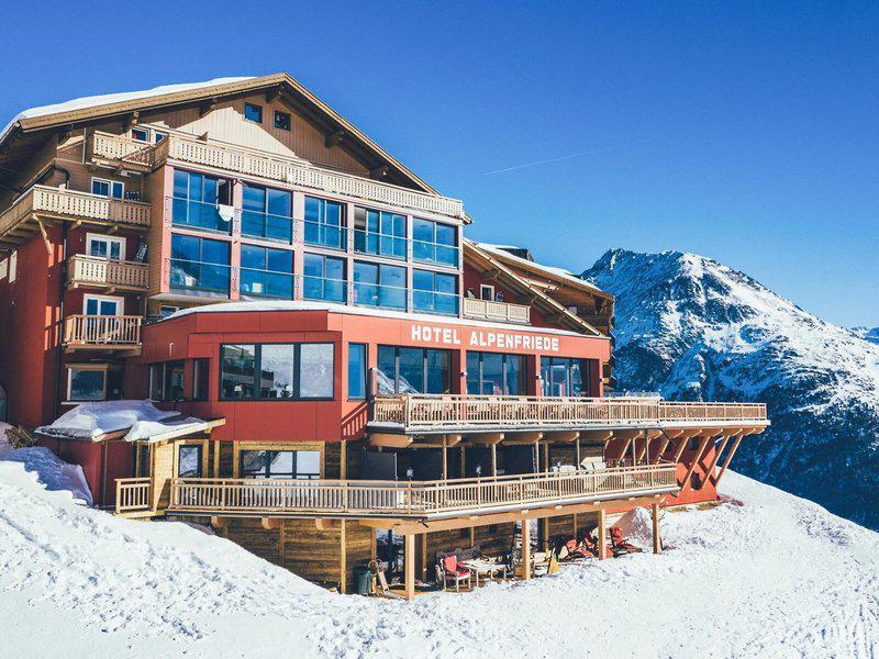 Alpenfriede Hochsölden
