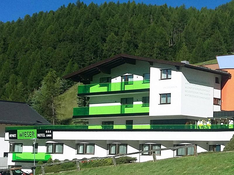 Apart Hotel Garni Wieser Sölden