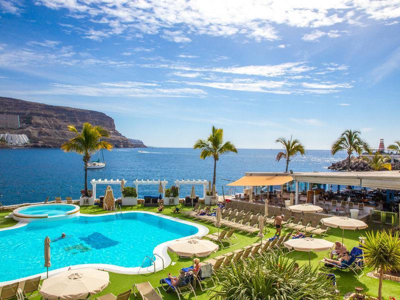 THe Puerto de Mogan Hotel