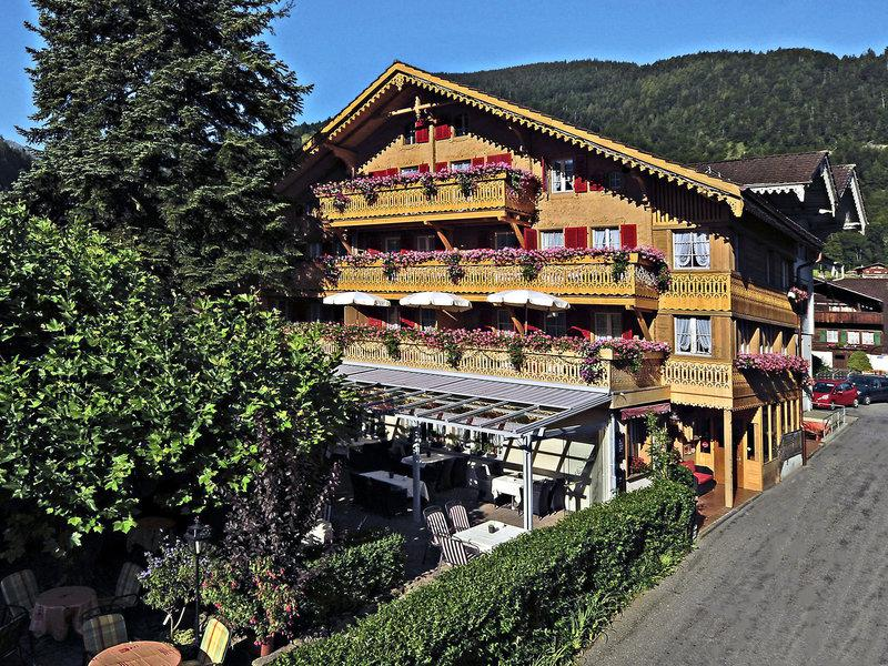 Alpenblick Hotel & Chalet-Resort Wilderswil