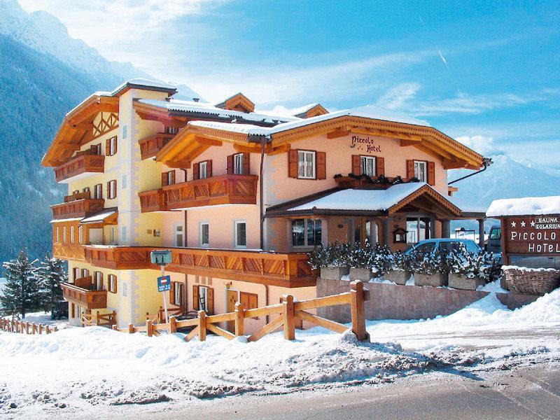 Al Piccolo Bio Hotel Vigo Di Fassa