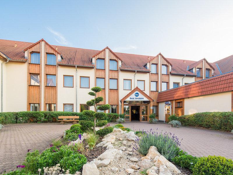 Best Western Hotel Erfurt Apfelstädt
