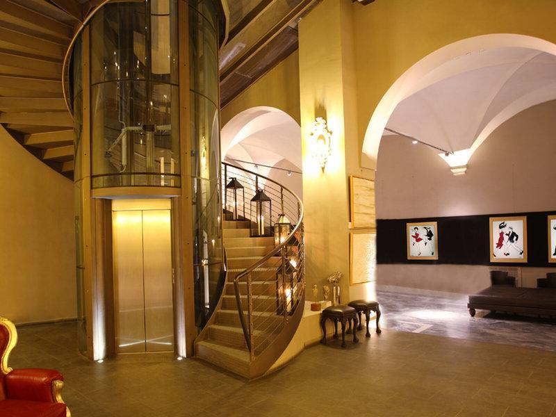 Borghese Palace Art