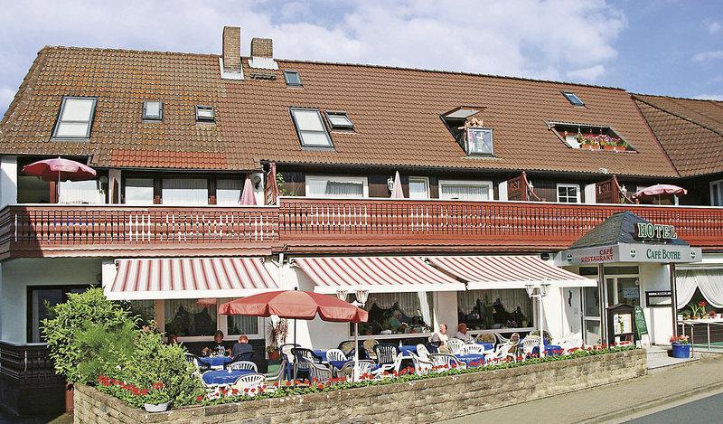 Hotel Cafe Restaurant Bothe