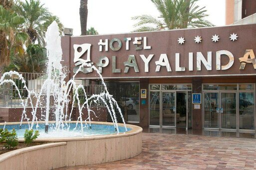 Playalinda Aquapark & SPA Hotel