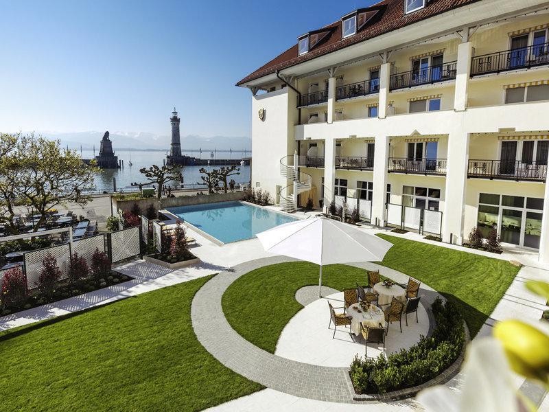 Bayerischer Hof Insel Lindau