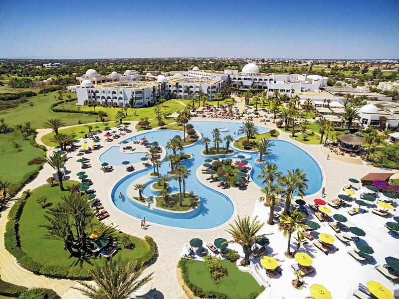 Djerba Plaza Thalasso & Spa