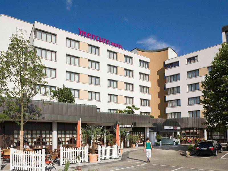 Mercure Hotel Offenburg am Messeplatz