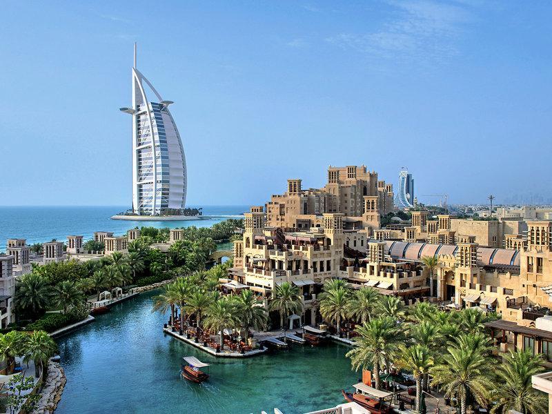Madinat Jumeirah Resort - Jumeirah Mina A´Salam