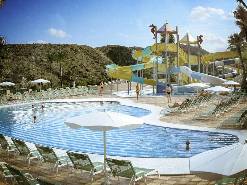 Mojacar Playa Aquapark Hotel